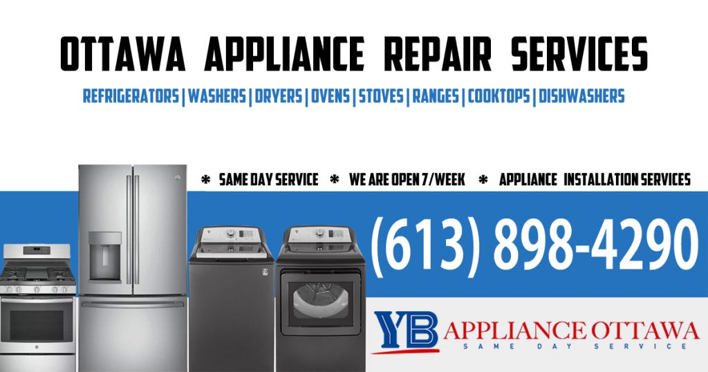 Amana Fridge repair Ottawa