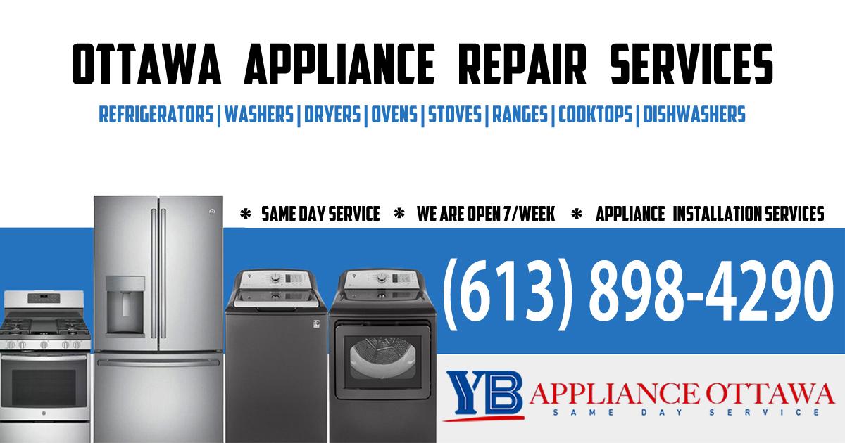 Kenmore dishwasher repair Ottawa